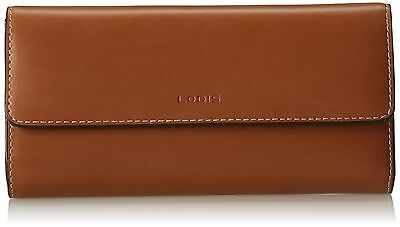 Lodis 227au Wallet Toffee/Chocolate One Size New