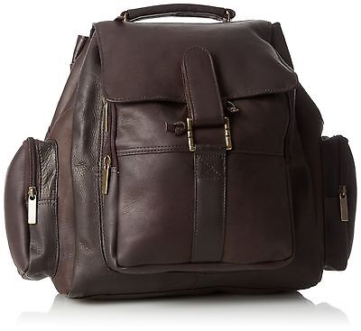 David King & Co. Top Handle Promotional Backpack Cafe One Size New