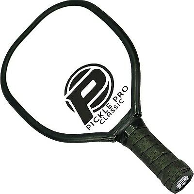 Pickle Pro Composite Pickleball Paddle (White) New
