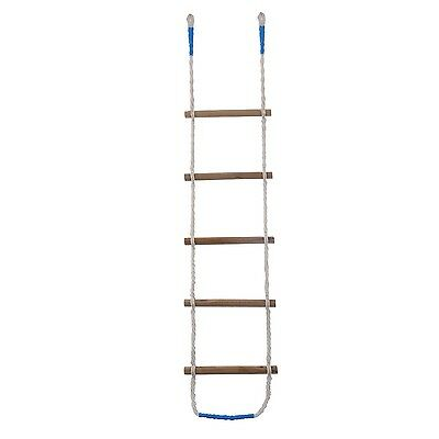 Aoneky 6.5 ft Climbing Rope Ladder - High Quality New