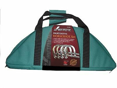 Swiftflyte Professional Horseshoe Set New