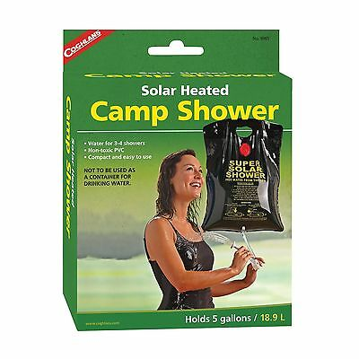 Coghlans 9965 Camp Shower Black New