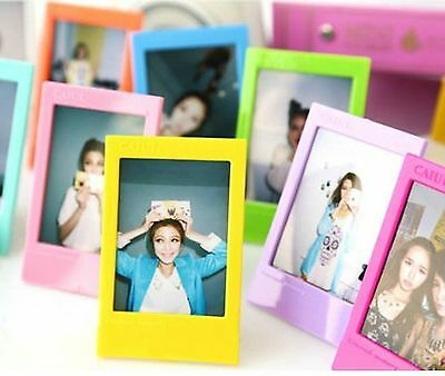 CAIUL Colorful Photo Frame for Fujifilm Instax Mini 7s 8 25 50s 90 Film/P... New