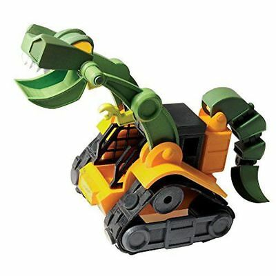 Educational Insights Dino Construction Company- Wrecker -The T-Rex Skid Loader -