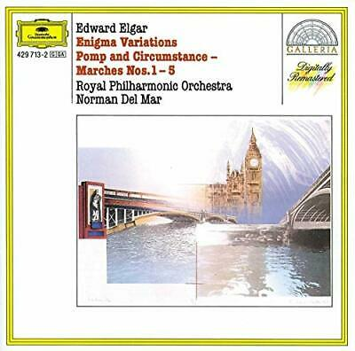 Elgar: Enigma Variations -  CD HFVG The Cheap Fast Free Post The Cheap Fast Free