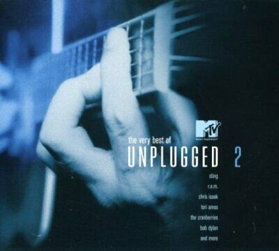Various Artists - The Very Best Of MTV Unplugged 2 - Various Artists CD IPVG The
