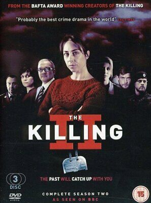 The Killing: The Complete Season 2 [DVD] [2009] - DVD  6QVG The Cheap Fast Free