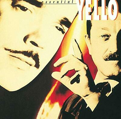 Yello - Essential Yello - Yello CD 8GVG The Cheap Fast Free Post The Cheap Fast