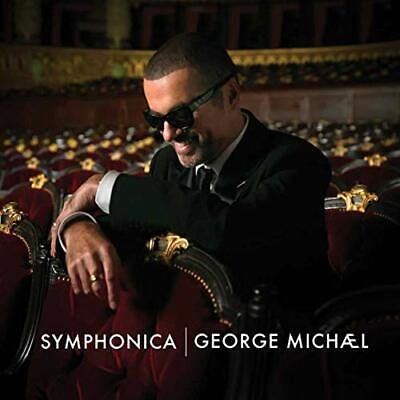 George Michael - Symphonica - George Michael CD 5AVG The Cheap Fast Free Post