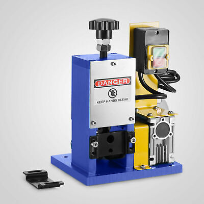 Manual&Electric Wire Stripping Machine Φ1.5~ 25mm 1/4HP Cable Stripper GOOD