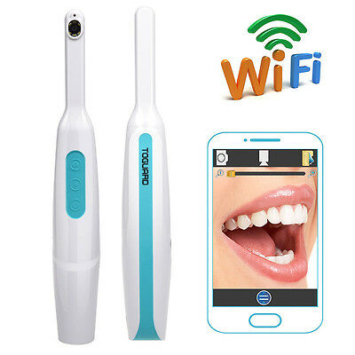 HD 1MP Wireless WiFi Oral Camera Dental Intraoral F Android iPhone Windows PC UK