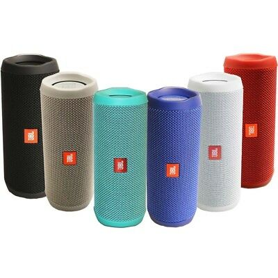 JBL Flip 4 tragbarer Bluetooth Lautpsrecher Soundstation Soundbox Musikbox IPX7