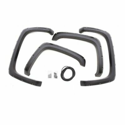 Lund RX108T Textured RX Rivet 4 Piece Fender Flares for Chevy Colorado 5' Bed