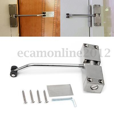 Stainless Steel 20-40KG Surface Mounted Automatic Spring Closing Door Closer