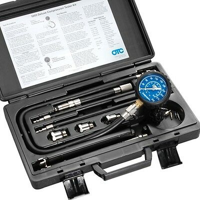 OTC Deluxe Compression Tester Kit - 5605