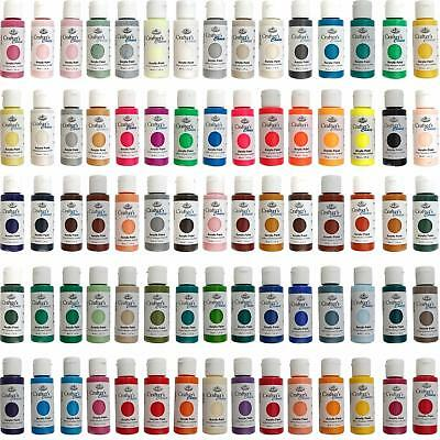 Royal & Langnickel  59ml Essentials Acrylic Artist Craft Paint - 207 Colours
