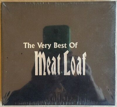 The Very Best Of Meat Loaf - Deluxe Promo Edition 2 X CD. NEW. STILL SEALED!