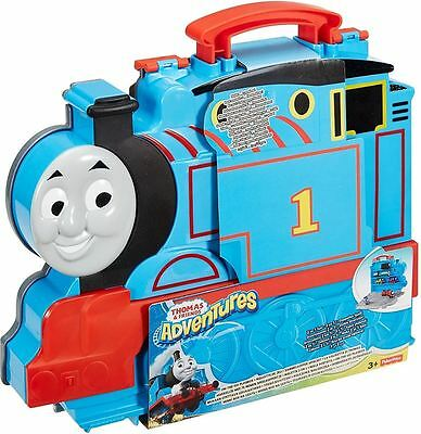 Valigetta Di Thomas On-The-Go Playbox Trenino Thomas Adventures Fisher Price