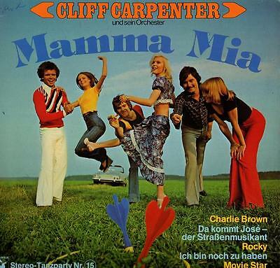 Cliff Carpenter Mamma Mia Stereo-Tanzparty Nr. 15