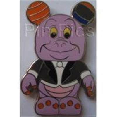 Vinylmation Mystery Collection Park #5 Figment Tuxedo Disney Pin 79050