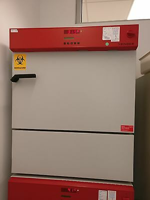 Binder Refrigerated Incubator KB 115-UL- Heating Only