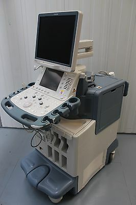Toshiba Aplio XG iStyle Flat Screen Ultrasound with PVT-382BT Transducer