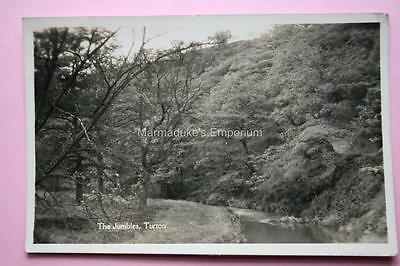 Lancashire - The Jumbles, Turton, Bolton - A Super Original Real Photo Postcard