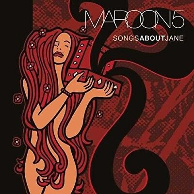 Maroon 5 - Songs About Jane [New Vinyl LP] 180 Gram