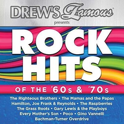 Drew's Famous - Rock Hits Of The 60s & 70s [CD New]