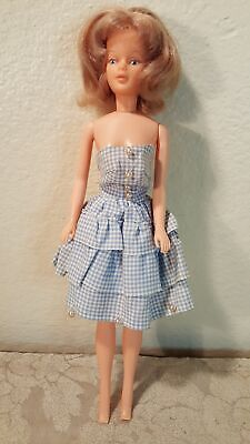"""Palitoy Tressy 11.5"""" blond doll, American Character"""