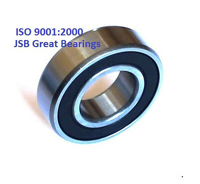 40x62x12w Stainless Steel SEALED HIGH PERFORMANCE BEARING 6908 2rs 61908 2rs