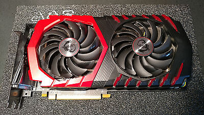 <<>> MSI RADEON RX 480 GAMING X Overclocked 4GB Video Card
