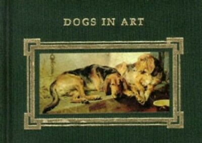 Dogs in Art by O'Brien, Christine Book The Cheap Fast Free Post