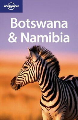 Botswana and Namibia (Lonely Planet Multi Cou..., Firestone, Matthew D Paperback