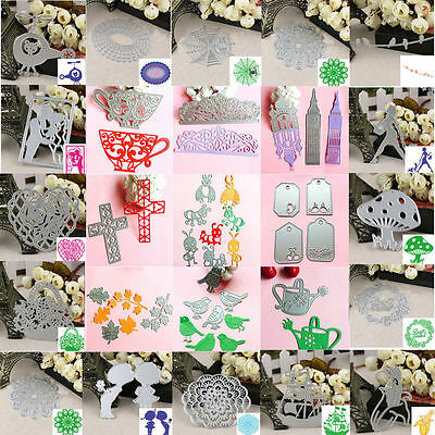 Stainless DIY Cutting Dies Stencil Scrapbooking Embossing Album Paper Card Craft
