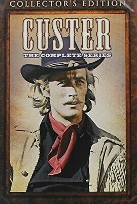 Custer: The Complete Series - 4 DISC SET (2016, DVD NEW)