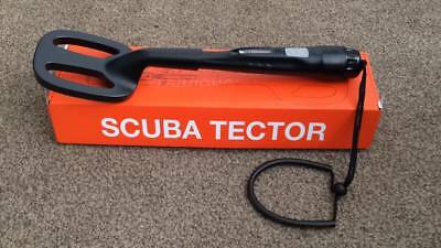 Scuba Tector From Deteknix.dive To 60M. Good For Land & Beach Search Also.