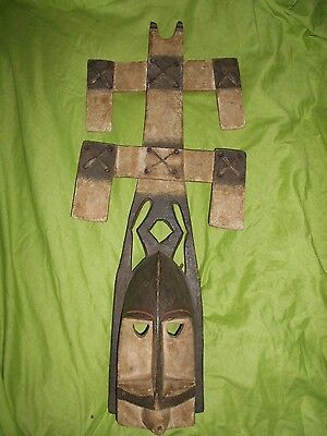 super vintage African Tribal Dogon Mask ....Mali