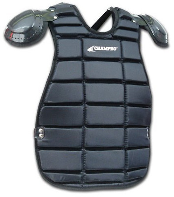 Champro Umpire's Inside Protector Black, 16.5 x 23.5