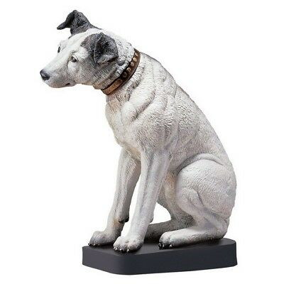 New Design Toscano 'Nipper' the RCA Dog Statue Ornament 22.5""