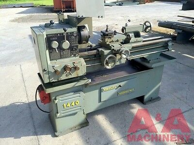 Roskelley Gap Bed Lathe 16508