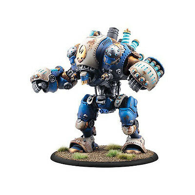 Warmachine Cygnar Hurricane / Stormwall Colossal - Privateer Press - New