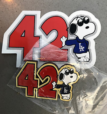42 Snoopy Dodger Lapel  Pin