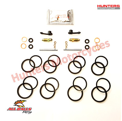 Suzuki GSXR600 SRad Front Brake Caliper Seal Pins Repair Kit x 2 (1997 to 2000)