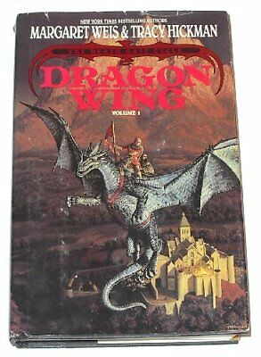 Dragonwing by Weis, Margaret Hardback Book The Cheap Fast Free Post