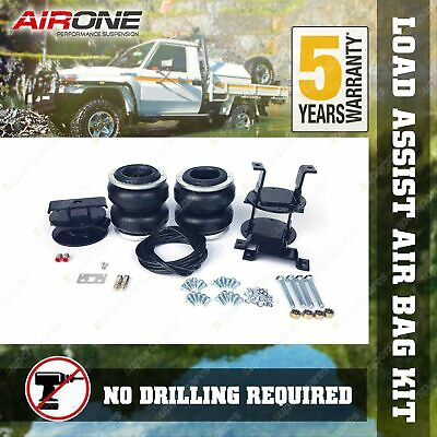 Rear Heavy Duty Air Bag Suspension Load Assist Kit For Toyota Hilux 4WD 05-15
