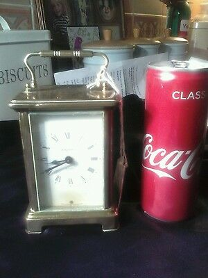 French Old Bracket clock in gwo. Nice item £55 after Easter so buy now
