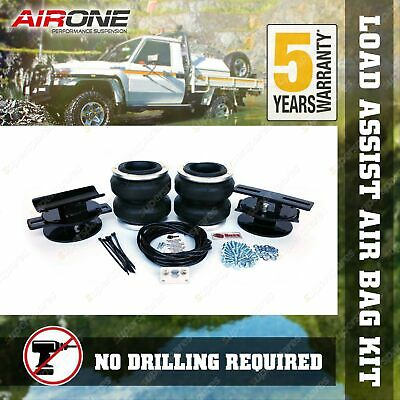 Heavy Duty Air Bag Suspension Load Assist Kit For Holden Colorado Rodeo To 2012