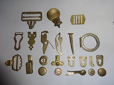 Beautyfull lot of metal finds!!