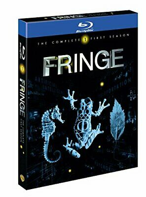 Fringe - Season 1 [Blu-ray] [2009] - DVD  9QVG The Cheap Fast Free Post